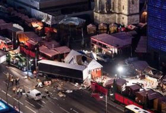 Berlin Market Attack