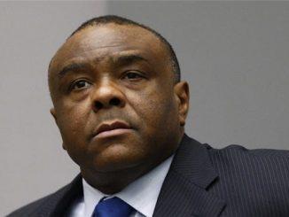 Jean Pierre Bemba Gombo