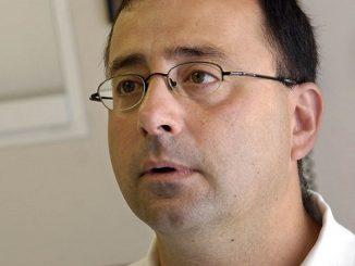 Dr Larry Nassar