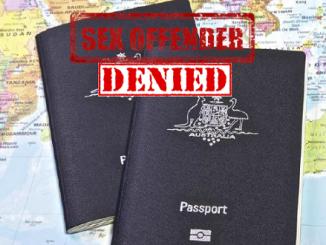 Australian Passport Denied