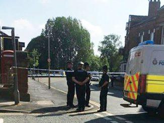 Moss Side Arrest