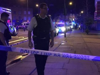 Finsbury Park Accident