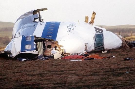 Lockerbie crash