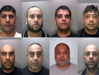 Birmingham drug gang