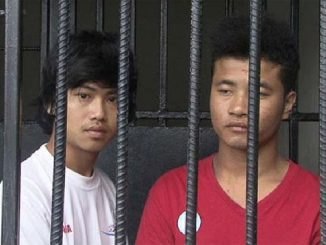 Zaw Lin and Wai Phyo