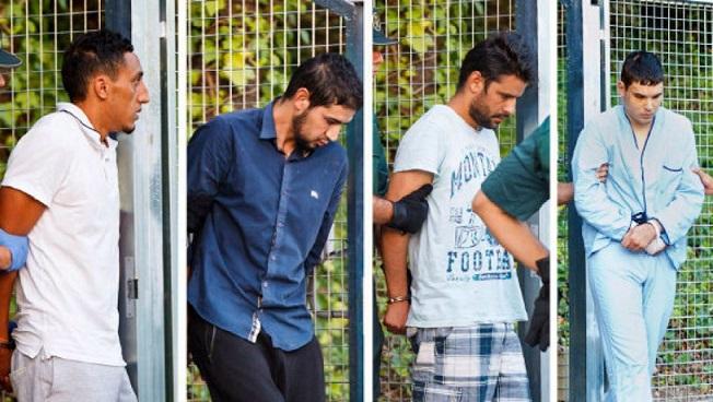Barcelona suspects