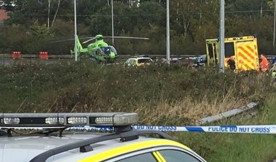 Bristol police shooting