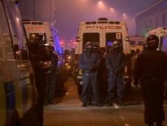 Birmingham prison riot