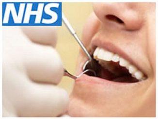 NHS dental care