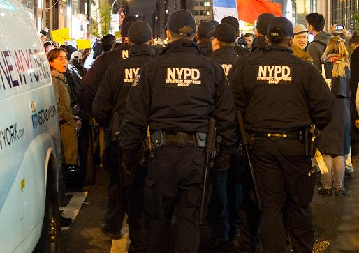 NYPD Strategic Response Group