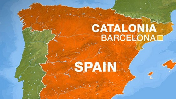 Catalonia and Spain