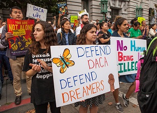 Daca Protest Rally