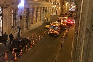 Paris Ritz robbery