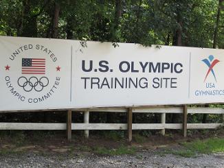 USA olympic training site