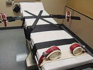 Oklahoma Execution Chamber