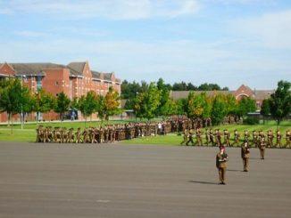 Army Foundation College in Harrogate
