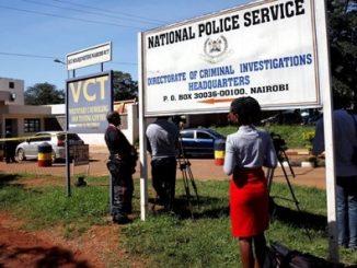 Kenya National Police