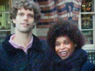 Mark van Dongen and Berlinah Wallace