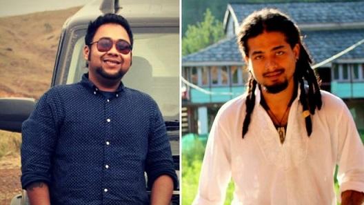 Abijeet Nath and Nilotpal Das