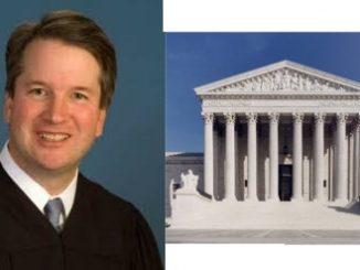 Brett Kavanaugh Supreme Court pick