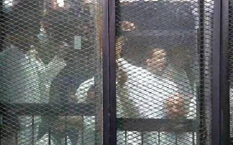 Egypt pro-Morsi protesters