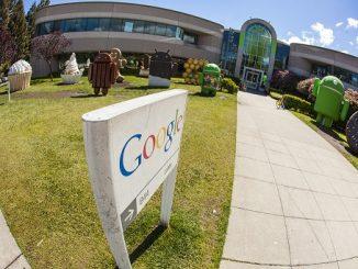 Google Android Garden