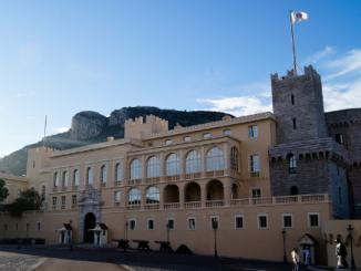 Monaco's Royal Palace