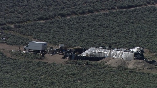 Taos County Compound