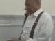 Bill Cosby in cuffs