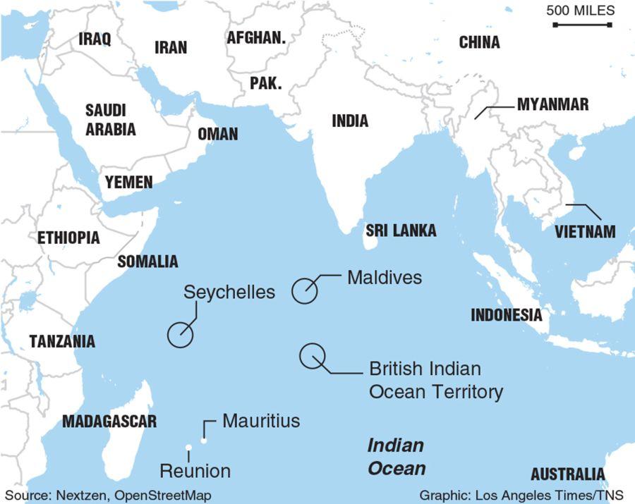 UN court hears case over strategic Indian Ocean islands, which ... on