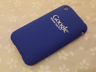 Google iPhone mobile ads