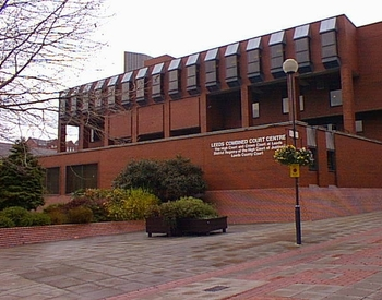 Leeds combined court centre