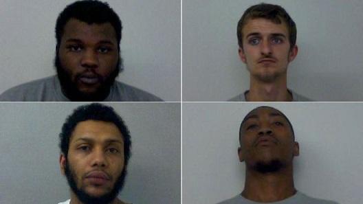 Oxford machete gang