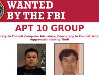 APT10 group