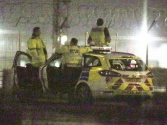 Gatwick drone police