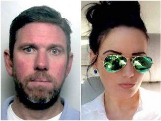 John Broadhurst and Natalie Connolly