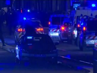 Strasbourg suspect shot