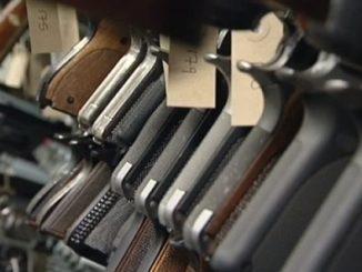 NABIS recovered guns