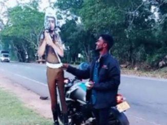 bribing traffic police cutout
