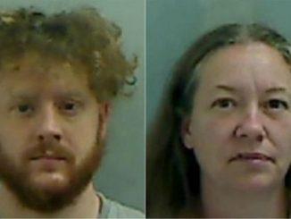 Torbjorn Kettlewell and Julie Wass