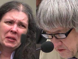 Louise and David Turpin sentenced