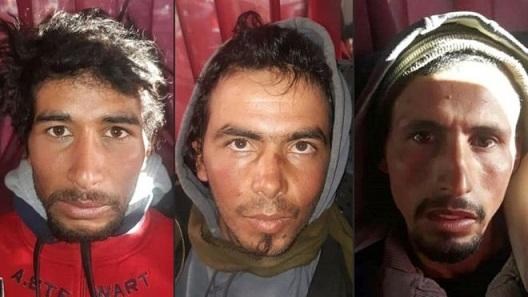 Morocco tourists murderers