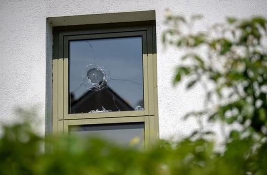 Starnberg police station window