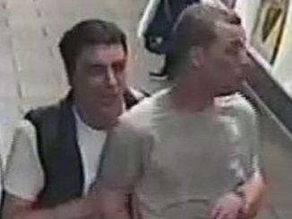 Underground CS gas attack suspects