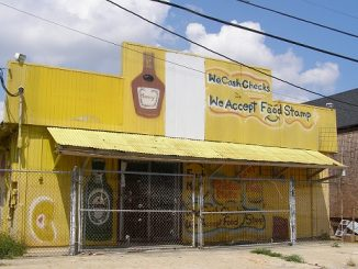 New Orleans Food Stamp Store