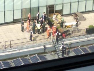 Tate Modern incident