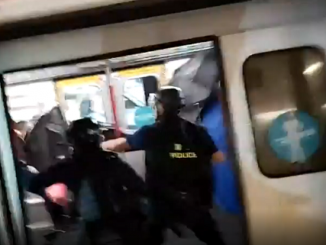 Hong Kong Metro police