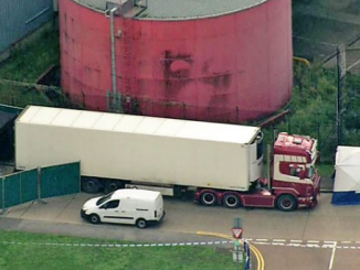 Bodies found in Essex container