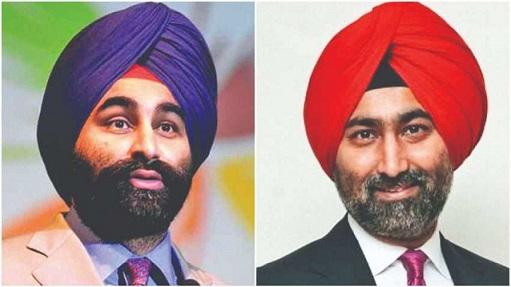Malvinder and Shivinder Singh