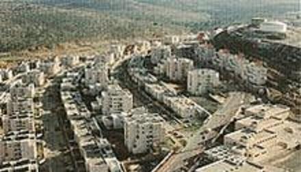 Jewish settlements